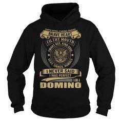 DOMINO Last Name, Surname T-Shirt