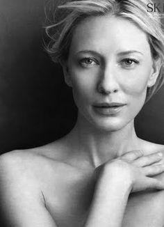 Cate Blanchett....who else could embody Elizabeth the First