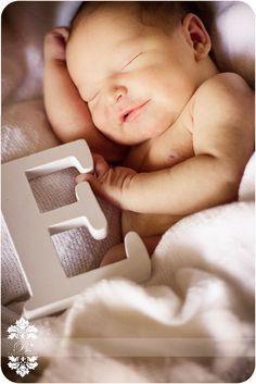 Fotos de bebês para se tirar em casa | Macetes de Mãe