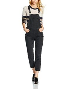 New Look Womens Relaxed Eton Plain Dungarees, Black, 18 No description (Barcode EAN = 5045527798844). http://www.comparestoreprices.co.uk/december-2016-4/new-look-womens-relaxed-eton-plain-dungarees-black-18.asp