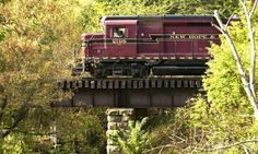 PA Groupon - Historical Train Tours at New Hope & Ivyland Railroad (Up to 40% Off)
