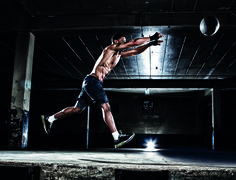 The Medicine Ball Workout
