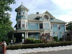 victorian+bed+and+breakfast | ... -> Portland -> The Lion and the Rose Victorian Bed and Breakfast Inn