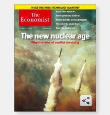 The Economist launches Apple Watch audio edition