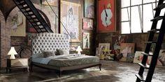 The NITE NITE bedroom by LA EBANISTERIA