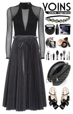 """""""Yoins (16)"""" by itsybitsy62 ❤ liked on Polyvore featuring Dice Kayek, Delpozo, Urban Decay, Christian Dior, Cochrane, Avon, Nude by Nature, yoins, yoinscollection and loveyoins"""