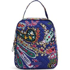 5224a072327 betsey johnson lunch bag Betsey Johnson Lunch Bag, Vera Bradley, Paisley