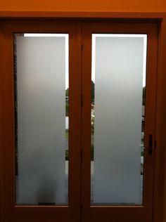 Office Door With Window