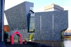 Van Abbe Museum, Eindhoven, The Netherlands