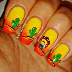 México nails