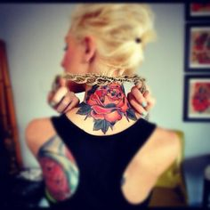 need to color in my rose on the back of my neck