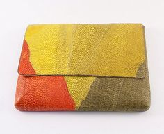 Fish leather iPad sleeve that fits iPad 2 and 3 with a by Vibys, $130.00