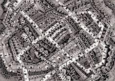 La arquitecta peruana Karina Puente tiene un proyecto personal: ilustrar cada una de las ciudades 'invisibles' de la novela homónima escrita por...  http://www.plataformaarquitectura.cl/cl/806359/las-ciudades-invisibles-de-italo-calvino-ilustradas-nuevamente?utm_medium=email&utm_source=Plataforma%20Arquitectura