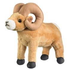 Bighorn Sheep (Conservation Critters) at theBIGzoo.com, a family-owned gift shop with 12,000+ animal-themed items.