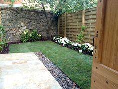 Jardines Pequeos Y Patios Traseros De Diseo Nico Para Diseño De Jardines Pequeños Modernos