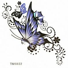 Taobaopit Purple Butterfly Temporary Tattoo Waterproof Body Tattoo Sticker(20 pcs/lot) by Taobaopit. $5.88. * Unisex and one size fits most.. * Looks real & seamless. * Easy on and off, they can be removed with baby oil or rubbing alcohol.. * 100% waterproof and can last up to 7 days.. * Recommended Ages 9 to adult. WARNING: CHOKING HAZARD -- Small parts. Not for children under 3 yrs.. Gender : Unisex Dimensions : 6cm*6cm (Packing Size:7cm*9cm)