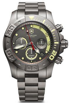 Victorinox Dive Master 500 – Надежные дайверские часы | LuxuriousWatches.ru