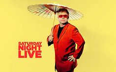 Saturday Night Live: Elton John #SNL