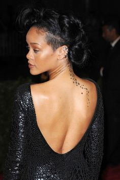 Rihanna walks the red carpet at the Met Gala at the Metropolitan Museum of Art in NYC. #Rihanna