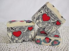 Bearprint Soaps: Soap Challenge Club - Embed Soaps 1-16-14