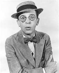 Don Knotts before in The Incredible Mr.Limpet