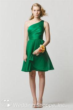 Wtoo 670  Bridesmaid Dress