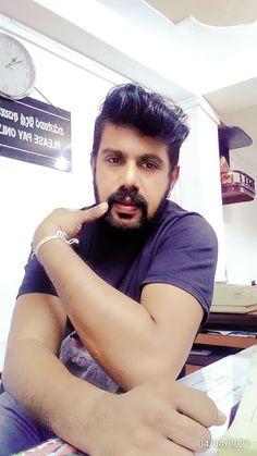 Mens Hairstyles With Beard, Sri Lanka, Hair Styles, Hair Plait Styles, Hair Makeup, Hairdos, Haircut Styles, Hair Cuts, Hairstyles