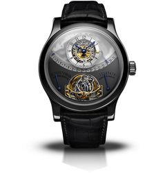 Hybris Mechanica - Presentation of Master Gyrotourbillon 1 by Jaeger-LeCoultre  @DestinationMars