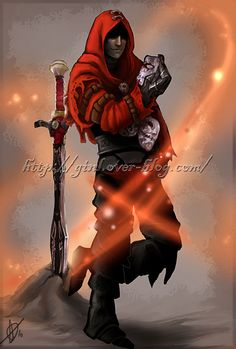 jack of blades fable | Top Illustrations - Delphine Billot's Portfolio - Jack of blades
