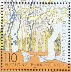Postage stamp Germany 2000