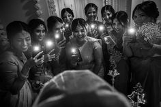 "𝐈𝐌𝐏𝐑𝐄𝐒𝐒𝐈𝐎𝐍𝐒 𝐁𝐘 𝐀𝐍𝐍𝐔𝐉 on Instagram: ""The Paparazzi on full affect! 📸📸📸 . #bridesmaids #bridesquad #bridesquadgoals #tamil #tamilwedding #hindu #hinduwedding #blackandwhite…"" Tamil Wedding, Squad Goals, Instagram Accounts, Bridesmaids, Bridesmaid, Bridal"