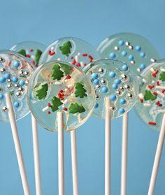 Amazing Recipez - Homemade Holiday Lollipops
