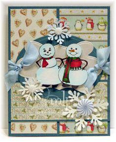 Prickley Pear Rubber Stamps: Pumpkin/Snowman Clearly Beautiful Stamp Set, Pumpkin/Snowman Die