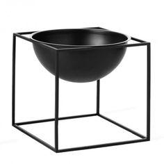 By Lassen Bowl in black - large