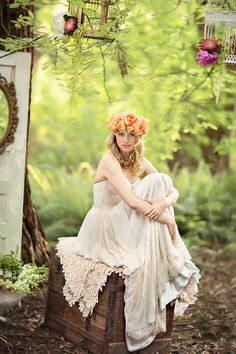 Kirsten Dress by Ellebay Bridal. Photo by Maru Photography. #bride #bridal #style #wedding #photography #ellebaybridal