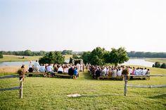 Southern weddings, Alabama wedding, Steven Devries, outdoor ceremony, outdoor ceremony ideas, farm wedding ideas, rustic wedding ideas