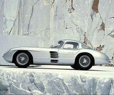 1955, Mercedes-Benz 300 SLR Uhlenhaut Coupe