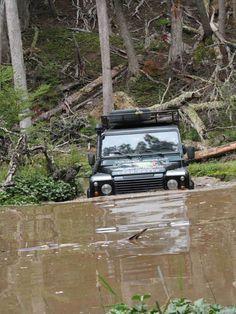 Lagos Escondido y Fagnano con Kayak! - Piratour Patagonia, Ushuaia, Car, Lakes, Argentina, Fire, Earth, Automobile, Vehicles