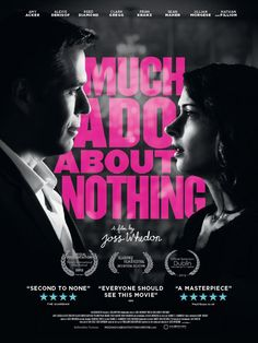 Much Ado About Nothing (2012) Poster