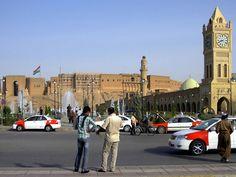 Erbil Citadel Kurdistan