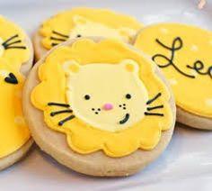 Resultado de imagen para galletas glaseadas de animalitos