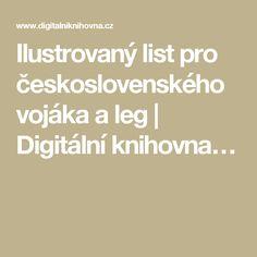 Ilustrovaný list pro československého vojáka a leg | Digitální knihovna…