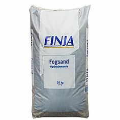 FOGSAND OGRÄSHÄMM 20KG Finja 85 kr
