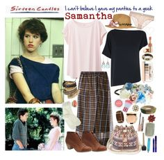 Sam from Sixteen Candles Outfit
