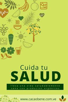 Alimentate sanamente, come alimentos cosechados en huertos orgánicos. #VidaYSaludOn NP
