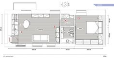 from Casa facile gennaio 2017 Floor Plans, Floor Plan Drawing, House Floor Plans