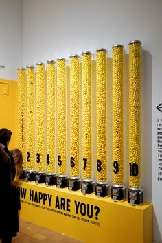 Sagmeister's The Happy Show at MOCA — Minimally Minimal