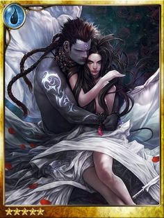 Parvati the Irresistible - Legend of the Cryptids Wiki