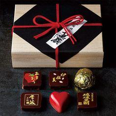 焼酎をチョコレートに。 Packaging Design, Liquor, Gift Wrapping, Sweets, Chocolate Chocolate, Desserts, Gifts, Asia, Gift Wrapping Paper