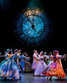 #Cinderella on Broadway: Laura Osnes, Santino Fontana, and company.